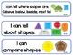 Kindergarten Super Standards COMMON CORE