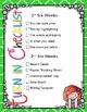 Kindergarten Teacher Binder - Turn in Checklist
