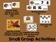 Kindergarten Thanksgiving Math Activities