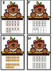 Kindergarten Thanksgiving Center Bundle- Math Centers, Lit