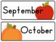 School Year Timeline