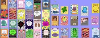 Kindergarten Ultimate Pack Mega Literacy Bundle 144 Center