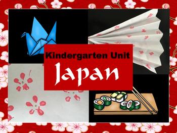 Around the World: Kindergarten Unit: Japan