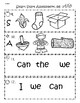 Kindergarten Wonders Smart Start Assessment Packet