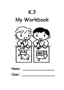 Kindergarten Workbook / Homework Booklet (K3)