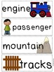 Kindergarten Write the Room: Amazing Words Entire Unit Fiv