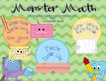 Kindergarten and First Grade Math Activities: Math Clothes