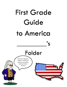 Kindergarten/First Grade Guide to America