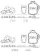 Kinderswrite2read Book 12 Food Questions