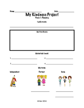 Kindness Action Project