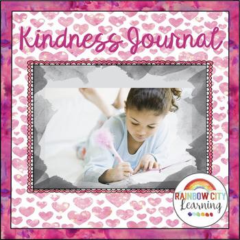 Kindness Journal #kindnessnation