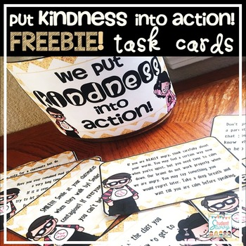Classroom Community - Kindness into Action