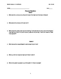 King Lear Act II with answer key