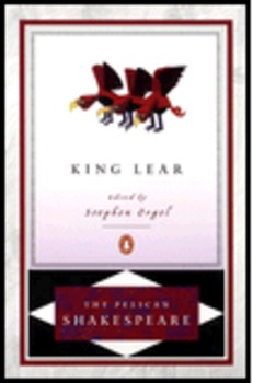 King Lear Day to Day Lesson Plan (4 Weeks)