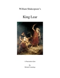 King Lear: Punctuation Exercise