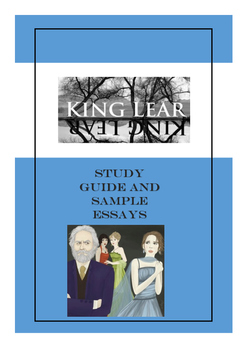 King Lear Revision Notes and Sample Essays