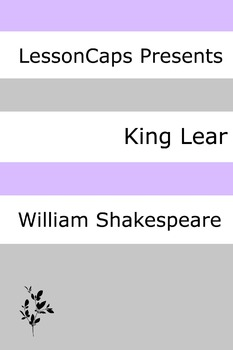 King Lear: Teacher Lesson Plans