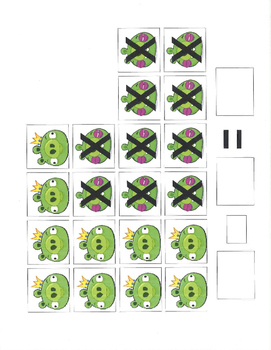 King Pig Visual Subtraction