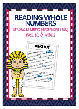 King Tut : A High Interest Reading Passage for Reading Who