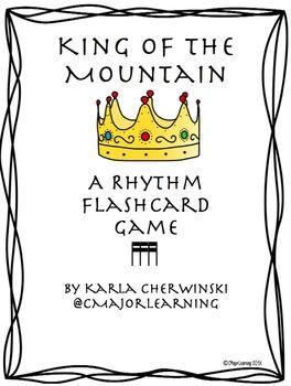 King of the Mountain - Rhythm Practice Game tika tika (4 s