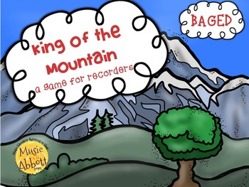 King of the Mountain: a BAGED Recorder Game and Assessment