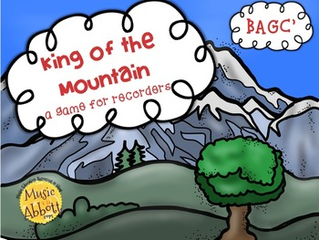 King of the Mountain: a BAGC' Recorder Game and Assessment