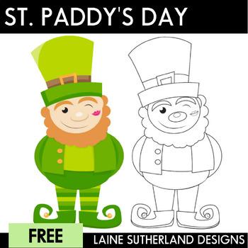 Kiss me, I'm Irish! A St. Paddy's Day Freebie