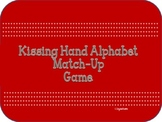 Kissing Hand Alphabet Match-Up Game