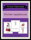 Kitchen Appliances Picture Flashcards