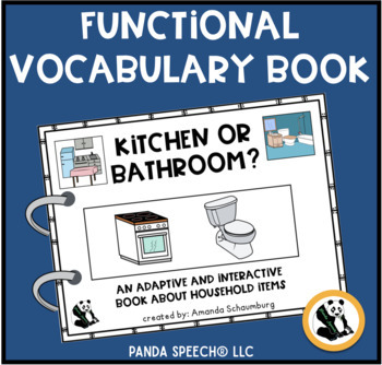 Kitchen or Bathroom? An Adaptive and Interactive Book Abou