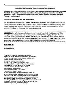 Kite Runner & Poetry Writing Task