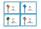 Kites 2 Digit Subtraction Regrouping Task Cards