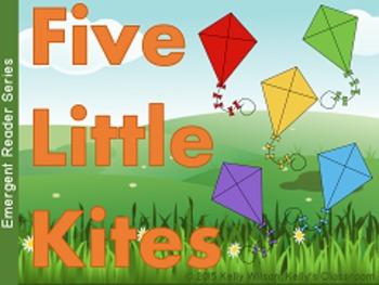 Kites Emergent Reader BUNDLE