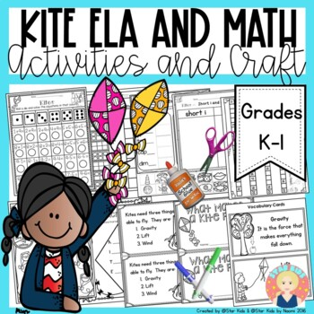 Kites! {Informational Booklet and Kite Craft ~ K-1}