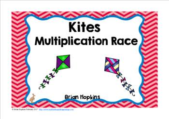 Kites Multiplication Race