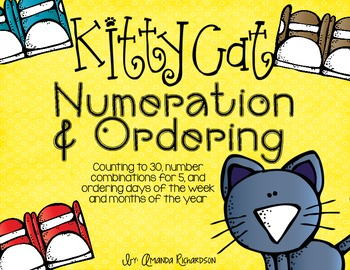 Numeracy and Ordering Work Stations
