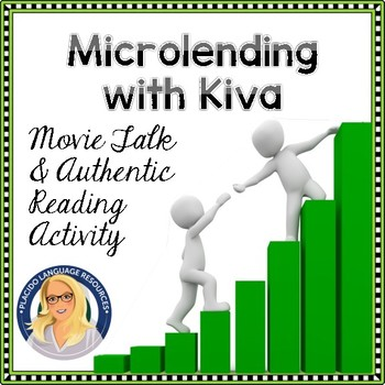 Kiva Microfinance Unit Vocabulary and Borrower Gallery Wal