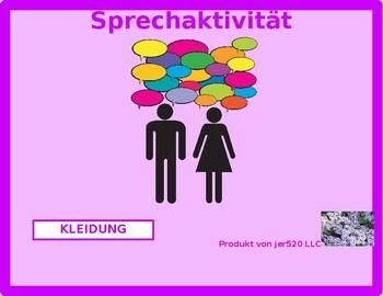 Kleidung (Clothing in German) Name brands