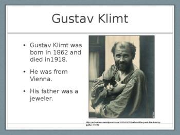 Klimt Patterning Presentation