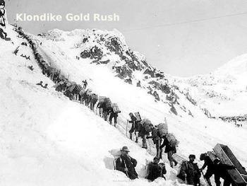 Klondike Gold Rush - Power Point - History Information Fac