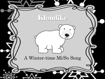 Klondike - a mi and so song