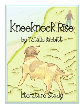 Kneeknock Rise (Babbitt): Tests, Printables, Activities, V