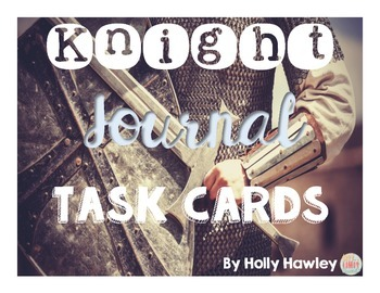 Knight Journal Task Cards