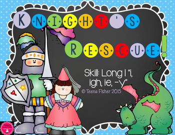 "Knight's Rescue Long I ""i,ie,igh,-y"": Second Grade Wonders"