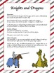 FREE Knights and Dragons: A Game for Practising Multiplica