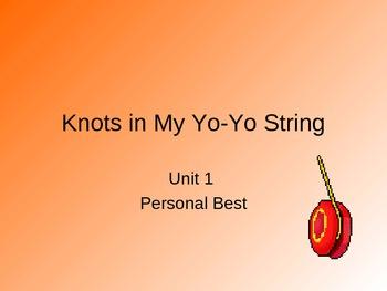 Knots in  My Yo Yo String .ppt