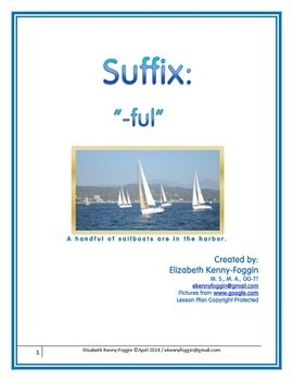 "Know the Code: Suffix ""-ful"""