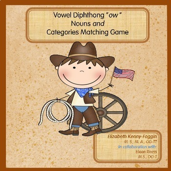 Know the Code: ow diphthong and More