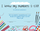 Knowing Numbers 1-100 Certificate
