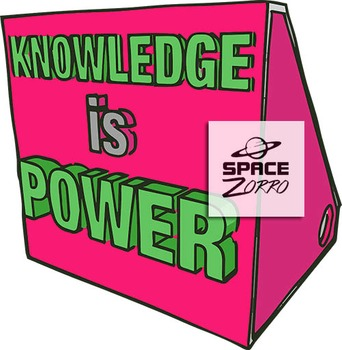 Knowledge is Power 3D IMAGES